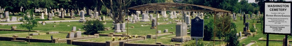 Washington Cemetery